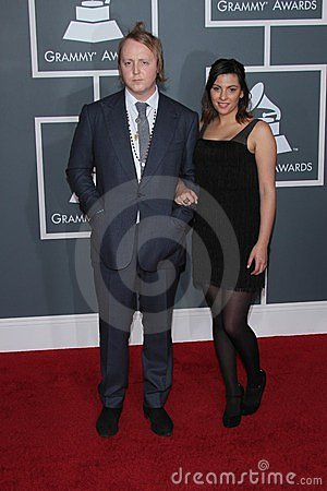 James McCartney at the 54th Annual Grammy Awards, Staples Center, Los Angeles, CA 02-12-12 Editorial Image