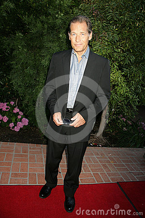 James Remar Editorial Stock Image