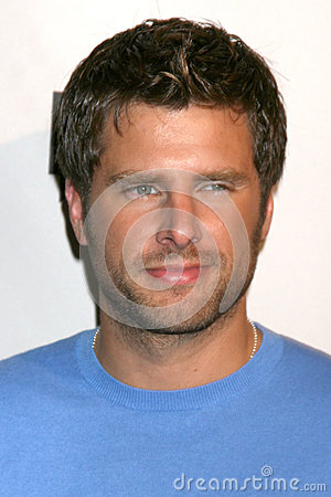 James Roday Editorial Stock Image