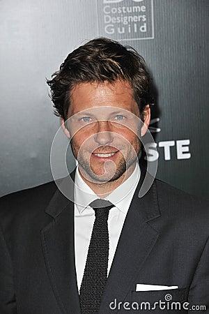 Jamie Bamber Editorial Stock Photo