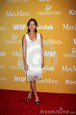 Jamie Chung arrives at the City of Hope s Music And Entertainment Industry Group Honors Bob Pittman Event Editorial Image