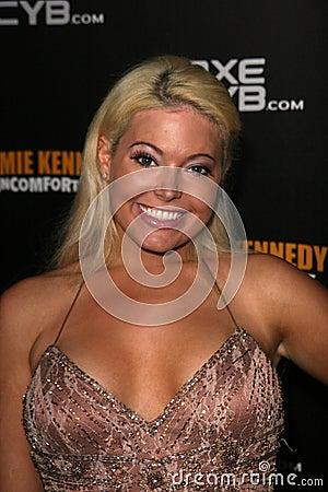 Jamie Kennedy Editorial Photo