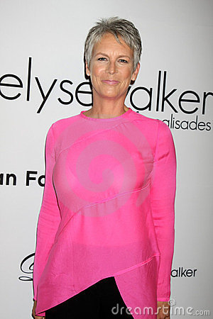 Jamie Lee Curtis Editorial Stock Image