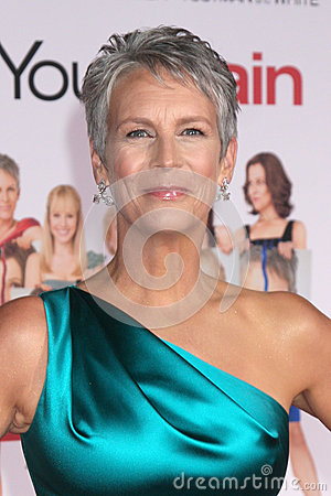 Jamie Lee Curtis Editorial Photo