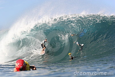 Jamie Sterling at Pipeline Editorial Photo