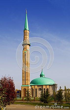 The Jamig mosque