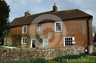 Jane Austen home, Chawton, Hampshire