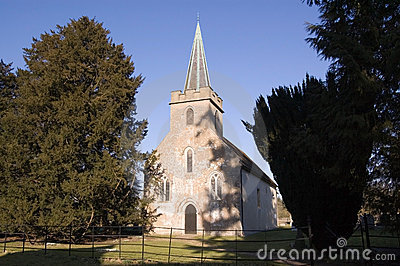 Jane Austen s Church, Steventon, Hampshire