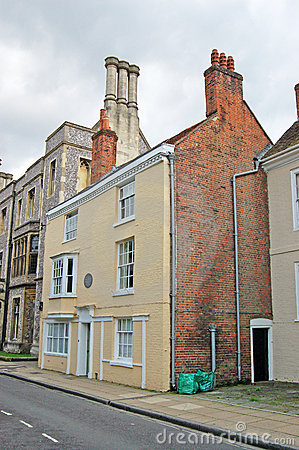 Free Jane Austen S House, Winchester Stock Photography - 10745662