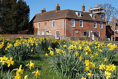 Jane Austens House, Chawton