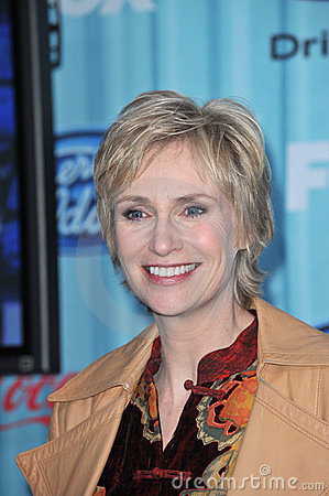 Jane Lynch Editorial Stock Photo