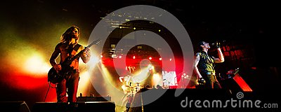 Jane s Addiction at Bumbershoot Editorial Stock Image