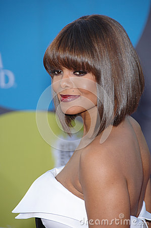 Janet Jackson Editorial Stock Image