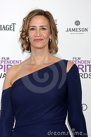 Janet Mcteer Editorial Stock Photo
