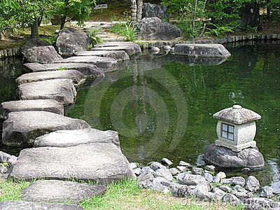 Japan ścieżki zen