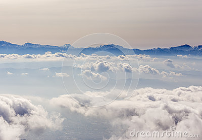 Japan Central Alps