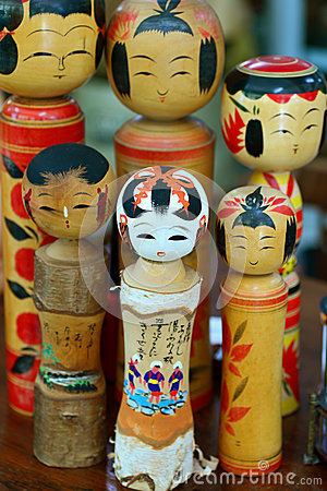 Free Japan Doll Stock Photos - 51169563