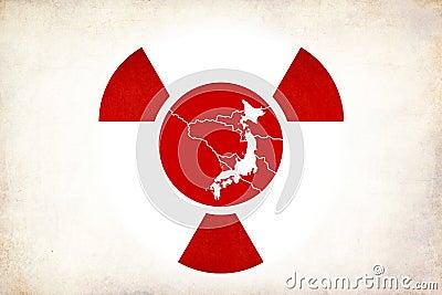 Japan earthquake and radioactivity