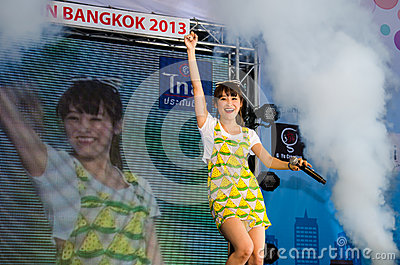 Japan Festa in Bangkok 2013 Editorial Photography