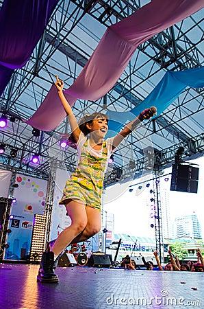 Japan Festa in Bangkok 2013 Editorial Photo