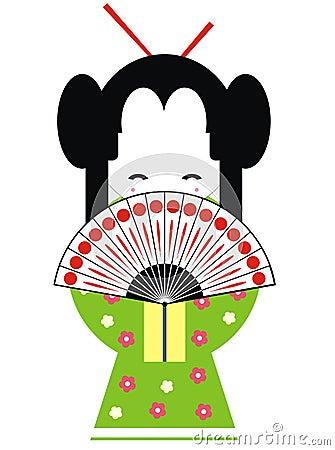 Japan geisha