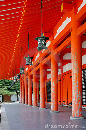 Japan, Heian Shrine,