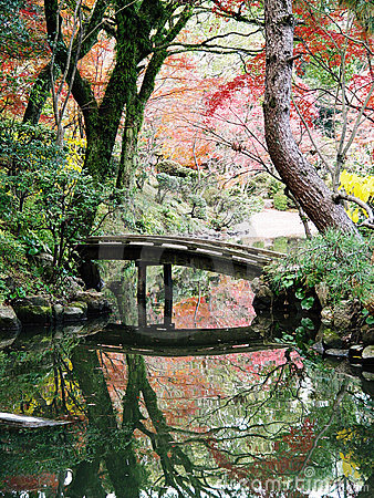Free Japan Hiroshima Shukkeien Gardens Royalty Free Stock Photos - 770188