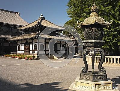 Japan - Kyoto - Nishi Honganji Temple