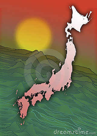 Japan - Land of the Rising Sun