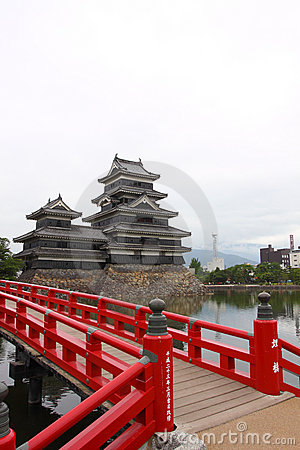 Japan : Matsumoto Castle