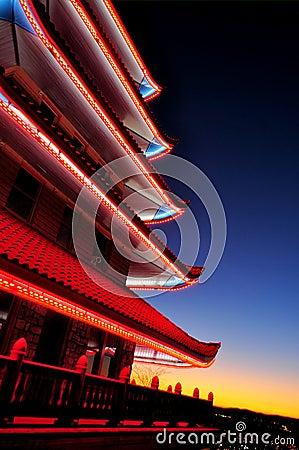Japan Pagoda