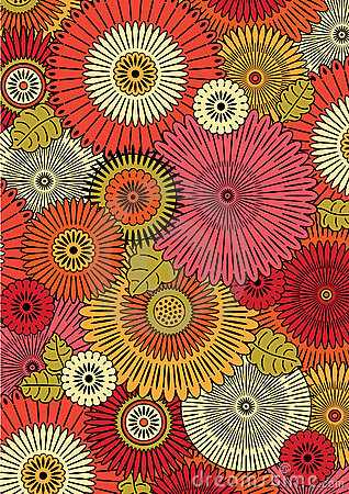Japan Pattern Stock Photo - Image: 14219200