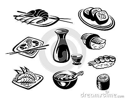 Japan seafood