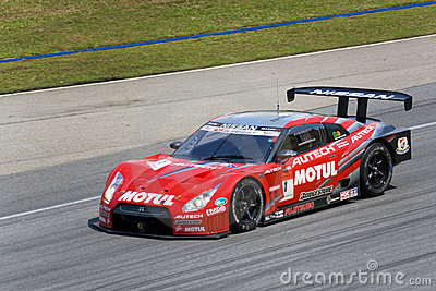 Japan Super GT 2009 - Team Nismo Editorial Photo
