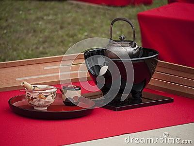 Japan tea