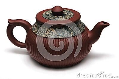 Japan teapot