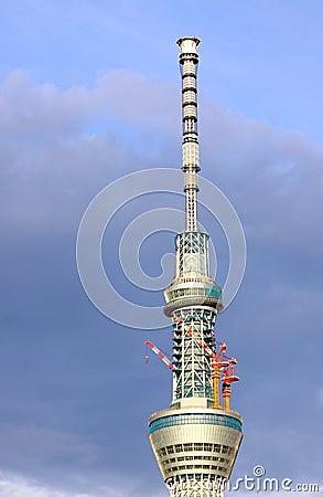 Free Japan : Tokyo Skytree Royalty Free Stock Photo - 20438145