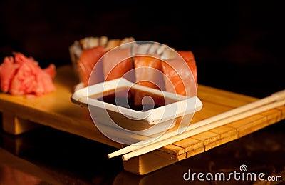 Japan traditional food