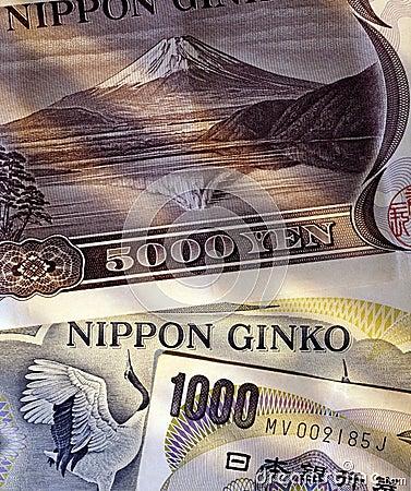 Japanese Banknotes - Japan