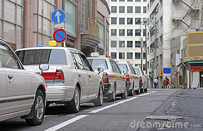 Japanese cabs