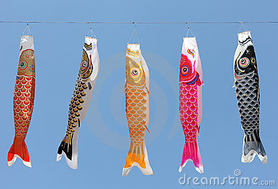 Japanese Carp Kites - Lessons - Tes Teach