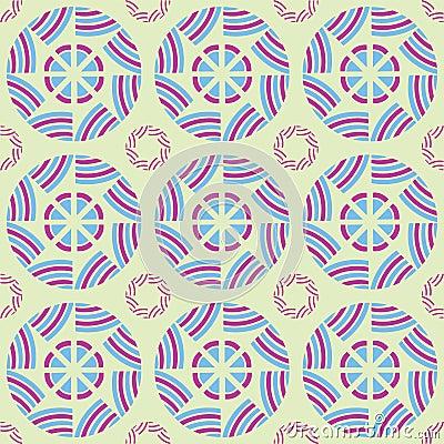 Japanese Circle Pattern