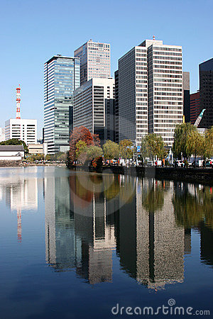Japanese commercial buildings 3