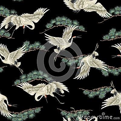 Free Japanese Crane Stock Image - 59984131
