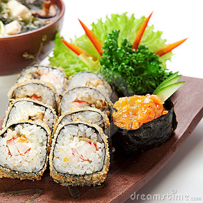 Free Japanese Cuisine Stock Images - 13919624