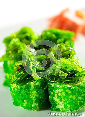 Free Japanese Cuisine - Maki Sushi Stock Photos - 11328323