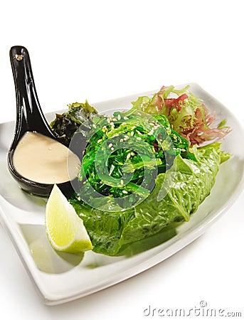 Japanese Cuisine - Seaweed Salad