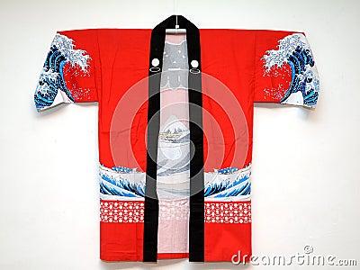 Japanese dress