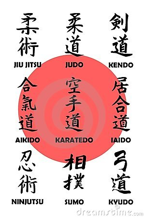 Martial Arts Symbols and Meanings