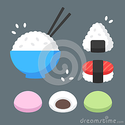 Free Japanese Food Rice Dishes Royalty Free Stock Photography - 71784927